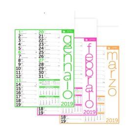 Calendario 2019 personalizzabile