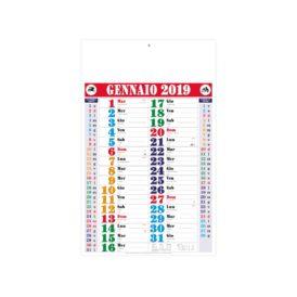 Calendario olandese 2019 personalizzato