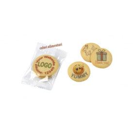 Biscotti personalizzati a colori