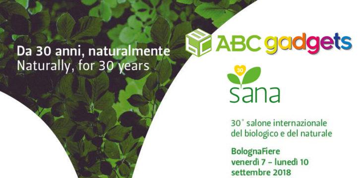 abc gadgets sana 2018 bologna fiera biologico
