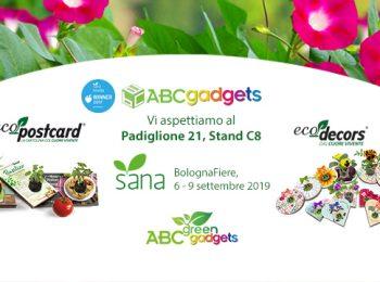 abc gadgets espositore sana 2019