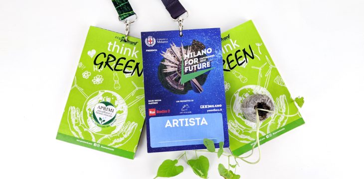 badge ecologici capodanno 2020 milano ecopostcard