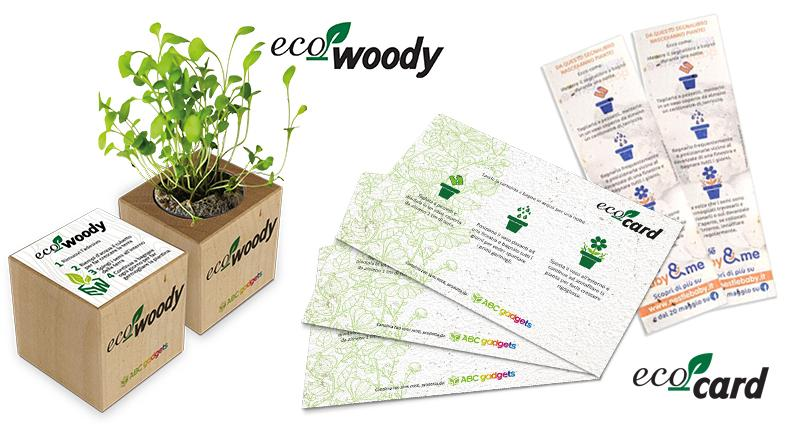 eco-woody ed eco-card green gadgets