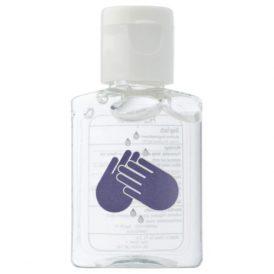 Gel igienizzante mani personalizzabile