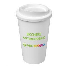 Bicchiere antimicrobico personalizzabile