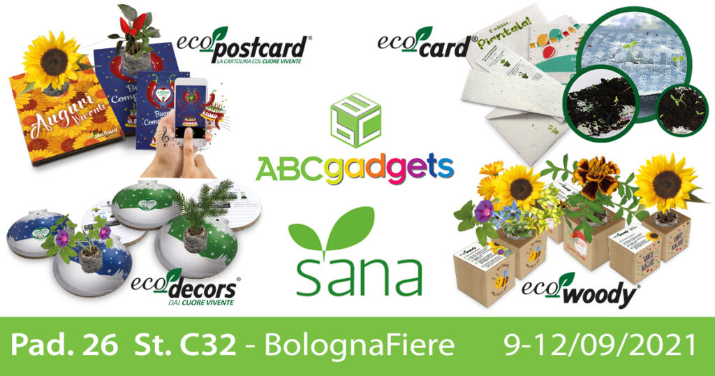 ABC Gadgets fiera Sana 2021 Bologna